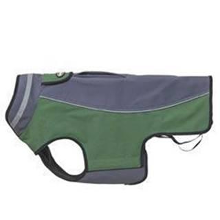 Obleček Softshell Šedá/ Zelená 54cm XL KRUUSE