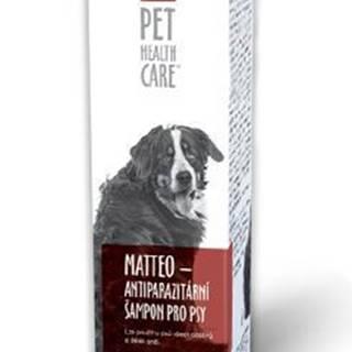Šampón MATTEO antiparazit. pre psov 200ml PHC