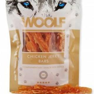 WOOLF pochoutka chicken bars 100g
