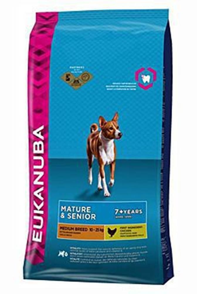 Eukanuba Eukanuba Dog Mature&Senior Medium  15kg