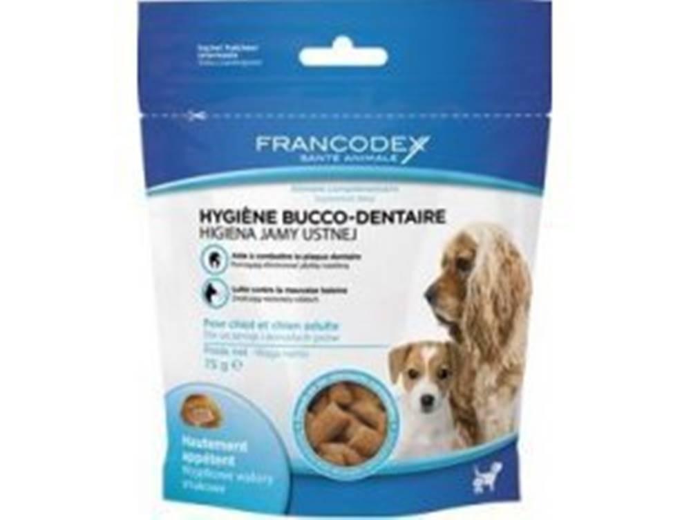 Francodex Francodex Pochoutka Breath Dental pes 70g
