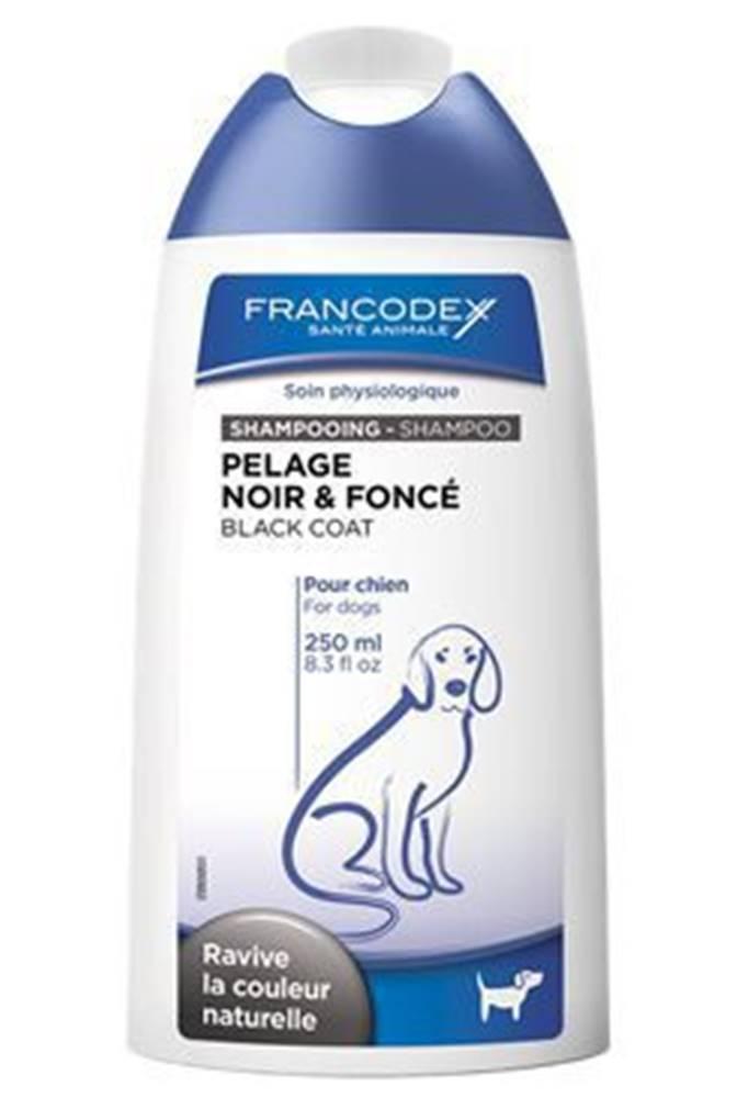 Francodex Francodex Šampon černá srst pes 250ml