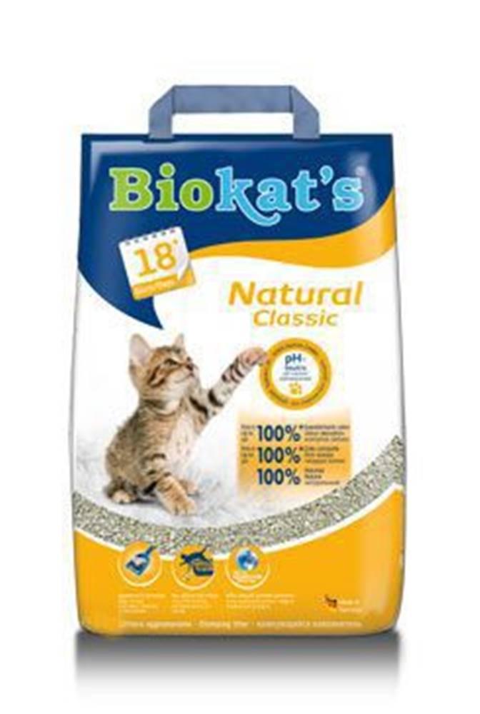 Biokat ´s Podestýlka Biokat's Natural Classic 10kg