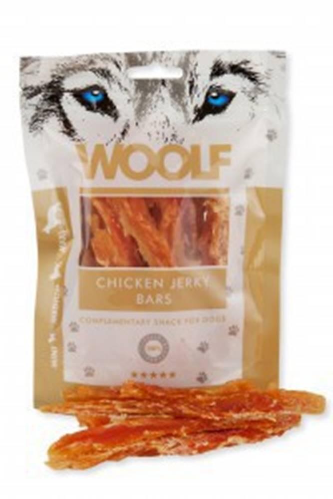 Woolf WOOLF pochoutka chicken bars 100g