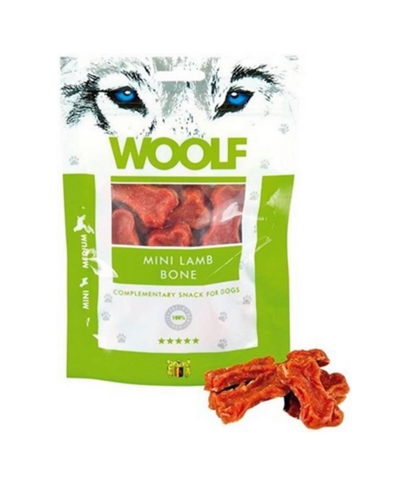 Woolf WOOLF pochoutka mini lamb bone 100g