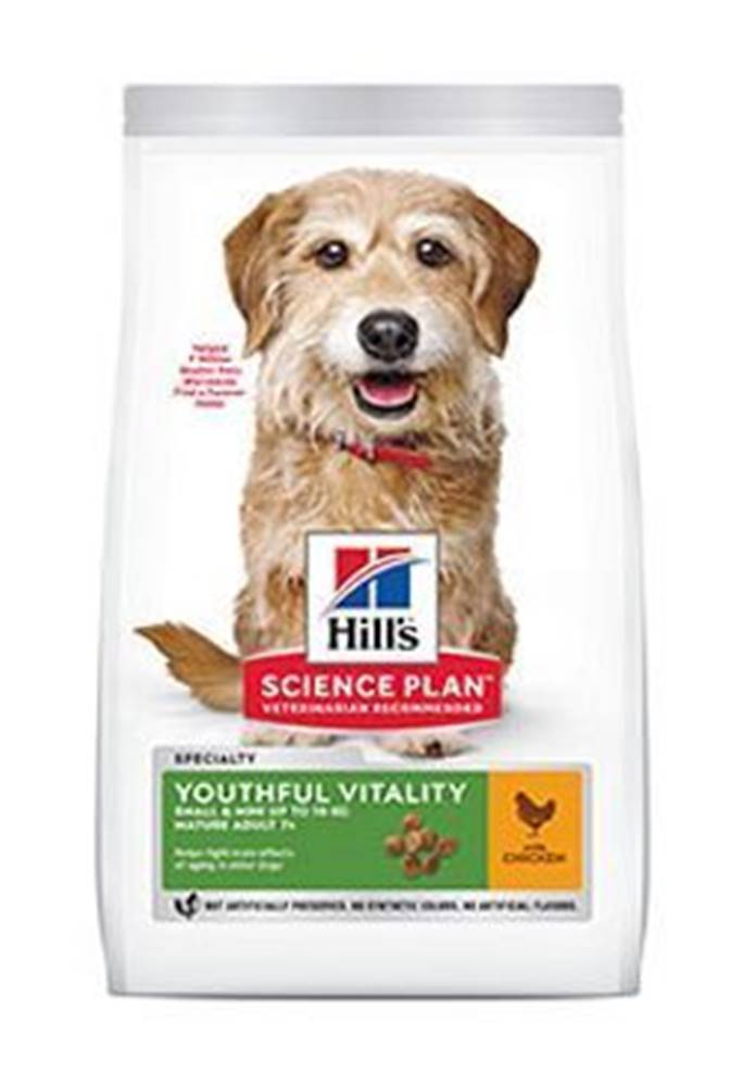 Hill's Hill's Can.Dry SP Mature Adult7+YoutVital S Chick1,5kg