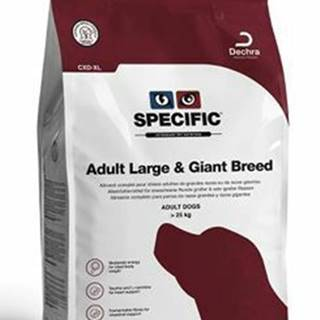 Specific CXD-XL Adult Large & Giant Breed 12kg pes