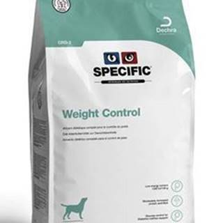 Specific CRD-2 Weight Control 12kg pes