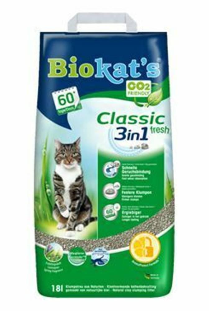 Podstielka Biokat's Cl...