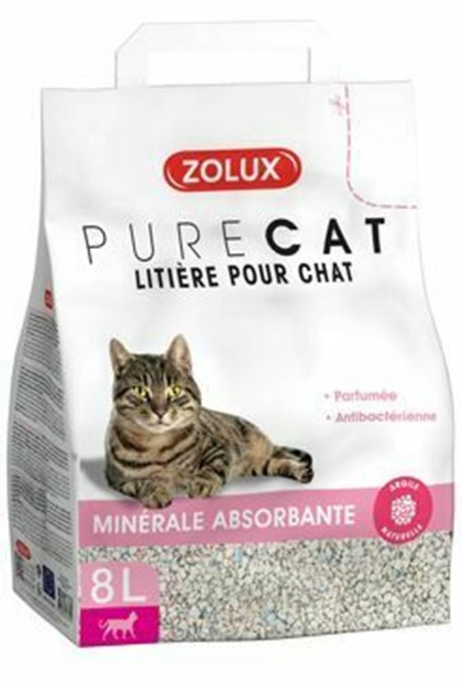 Zolux Podstielka PURECO Scented absorbent 8l Zolux