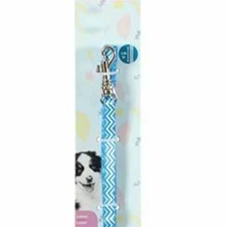 Vodítko pes šteňa PIXIE modrá 13mm 1,2m Zolux